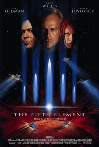 The Fifth Element - 27 x 40 Movie Poster