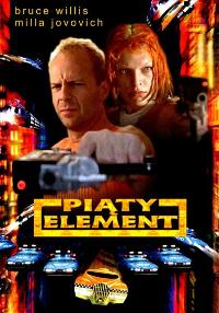 The Fifth Element - 27 x 40 Movie Poster - Polish Style A