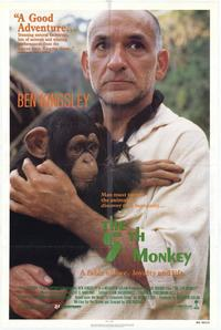 The Fifth Monkey - 27 x 40 Movie Poster - Style A