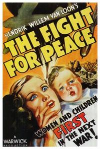 The Fight for Peace - 27 x 40 Movie Poster - Style A