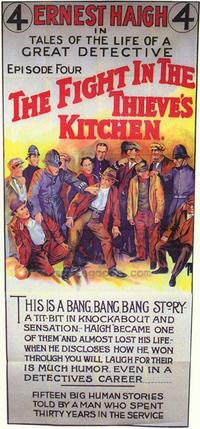 The Fight in the Thieve's Kitchen - 43 x 62 Movie Poster - Bus Shelter Style A
