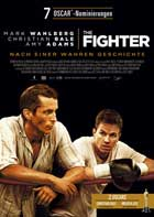 The Fighter - 27 x 40 Movie Poster - German Style A