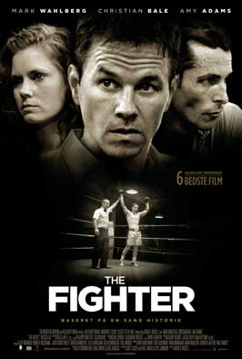 The Fighter - 11 x 17 Movie Poster - Danish Style A
