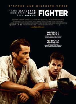 The Fighter - 27 x 40 Movie Poster - French Style A