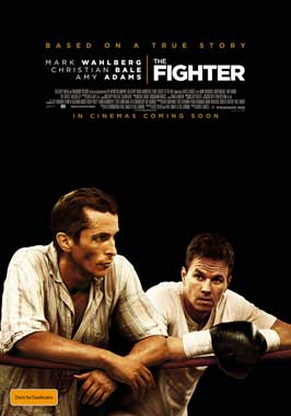 The Fighter - 27 x 40 Movie Poster - Australian Style A