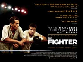 The Fighter - 27 x 40 Movie Poster - UK Style A