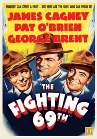 The Fighting 69th - 27 x 40 Movie Poster - Danish Style A