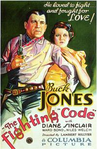 The Fighting Code - 11 x 17 Movie Poster - Style C