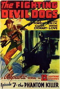 The Fighting Devil Dogs - 27 x 40 Movie Poster - Style A