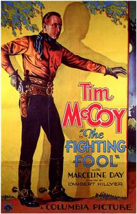 The Fighting Fool - 11 x 17 Movie Poster - Style B