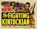 The Fighting Kentuckian - 11 x 17 Movie Poster - Style C