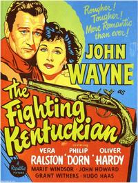 The Fighting Kentuckian - 11 x 17 Movie Poster - Style A