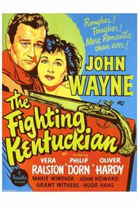 The Fighting Kentuckian - 27 x 40 Movie Poster - Style A