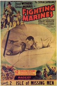The Fighting Marines - 11 x 17 Movie Poster - Style C
