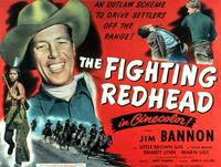 The Fighting Redhead - 11 x 14 Movie Poster - Style A