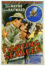 The Fighting Seabees - 27 x 40 Movie Poster - Style A