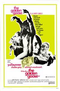 The File of the Golden Goose - 11 x 17 Movie Poster - Style A