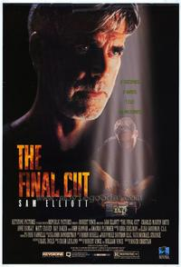 The Final Cut - 11 x 17 Movie Poster - Style A