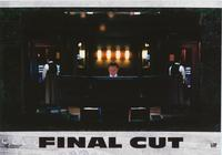 The Final Cut - 11 x 14 Poster French Style B