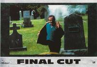 The Final Cut - 11 x 14 Poster French Style C