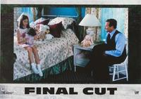 The Final Cut - 11 x 14 Poster French Style F