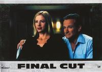 The Final Cut - 11 x 14 Poster French Style H