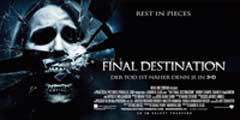 The Final Destination - 20 x 40 Movie Poster - Swiss Style A