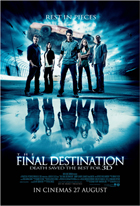 The Final Destination - 43 x 62 Movie Poster - Bus Shelter Style C