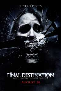 The Final Destination - 11 x 17 Movie Poster - Style B