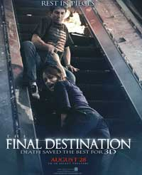 The Final Destination - 11 x 17 Movie Poster - Style C