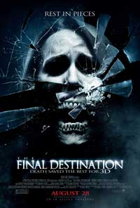 The Final Destination - 11 x 17 Movie Poster - Style D