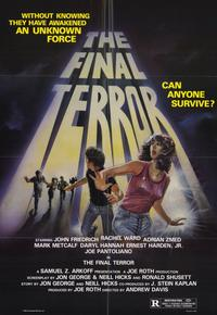 The Final Terror - 11 x 17 Movie Poster - Style A