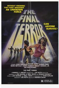 The Final Terror - 27 x 40 Movie Poster - Style A