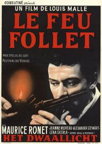 The Fire Within - 11 x 17 Movie Poster - Belgian Style A