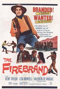 The Firebrand - 11 x 17 Movie Poster - Style A