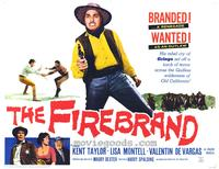 The Firebrand - 27 x 40 Movie Poster - Style B