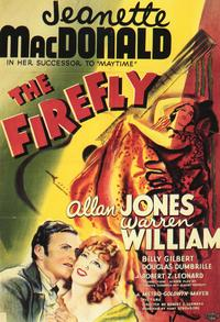The Firefly - 43 x 62 Movie Poster - Bus Shelter Style A