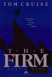 The Firm - 11 x 17 Movie Poster - Style B