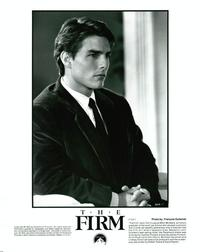 The Firm - 8 x 10 B&W Photo #2