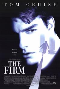 The Firm - 43 x 62 Movie Poster - Bus Shelter Style A