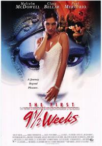 The First 9 1/2 Weeks - 27 x 40 Movie Poster - Style A