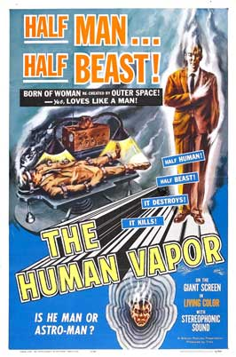 The First Gas Human - 27 x 40 Movie Poster - Style B