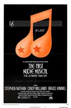 The First Nudie Musical - 11 x 17 Movie Poster - Style C