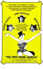 The First Nudie Musical - 11 x 17 Movie Poster - Style D