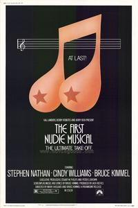The First Nudie Musical - 11 x 17 Movie Poster - Style A