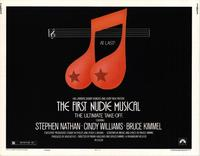 The First Nudie Musical - 11 x 14 Movie Poster - Style A