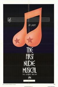The First Nudie Musical - 11 x 17 Movie Poster - Style B