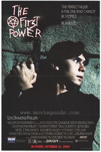 The First Power - 11 x 17 Movie Poster - Style A