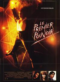 The First Power - 11 x 17 Movie Poster - French Style A