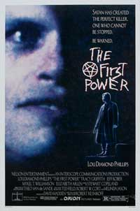 The First Power - 11 x 17 Movie Poster - Style D